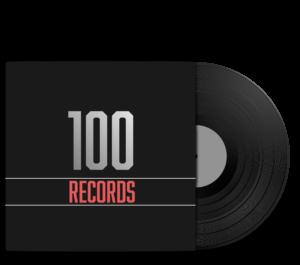 12 inch record pressing